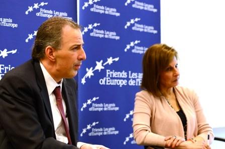 México y la Unión Europea