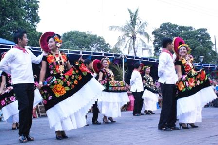 Participará en la Guelaguetza 2015