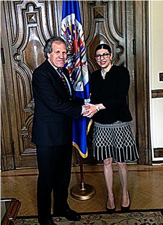 Subsecretaria - Secretario general de la OEA