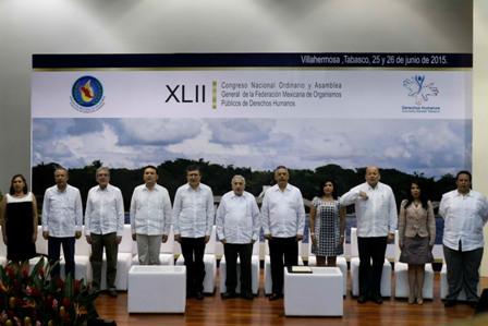 Federación Mexicana de Organismos Públicos de Derechos Humanos