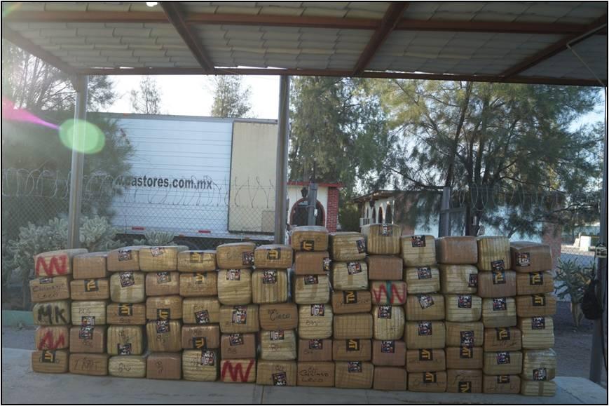 Los hechos en Baja California y Chihuahua