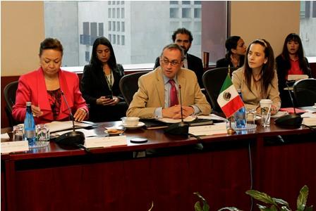 Concluye consulta trilateral