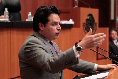 Senador del PRD por Chiapas