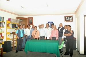 Asociación de Periodistas de Oaxaca