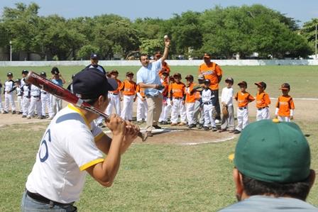 Campeonato Regional de Béisbol Infantil