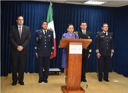 Cinco detenidos en Tabasco