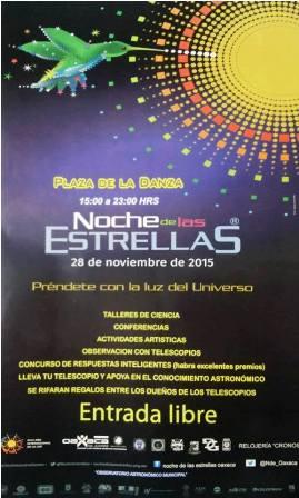 Plaza de la Danza 28 de noviembre