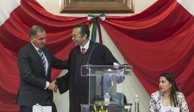 Presidente del Tribunal Superior de Justicia de Oaxaca