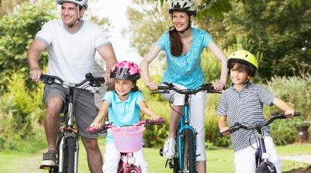 Recomiendan ciclismo, natación o caminata