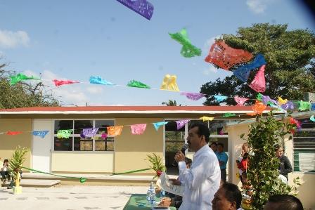 """Escuela """"Efraín R. Gómez"""" de Juchitán"""