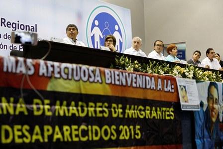 Demandas de familiares de desaparecidos