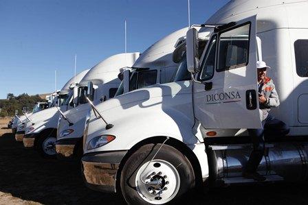 La paraestatal suma 220 vehículos