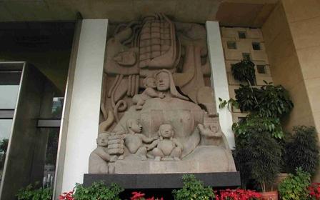 Patrimonio artístico del IMSS, un mundo de muralistas, escultores y arquitectos