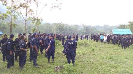 26 personas detenidas