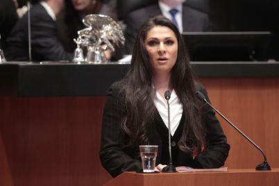 Pide senadora a la Conapred campaña para eliminar acoso sexual contra la mujer