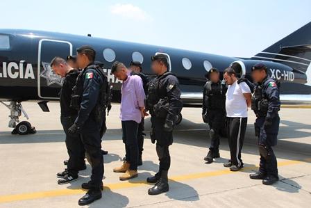 Operaban en Tamaulipas y Veracruz