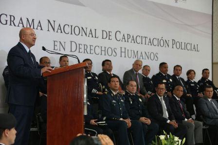 Comisionado Nacional de Seguridad