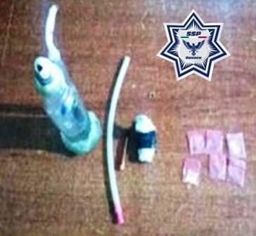 Dos sujetos detenidos