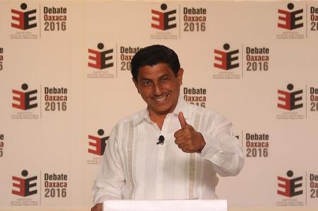 Candidato a gobernador de Morena