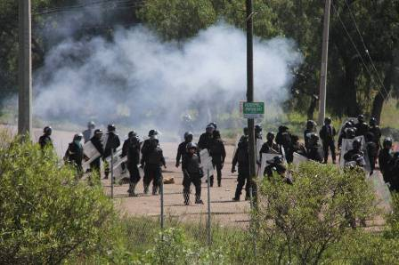 En Oaxaca una maldición