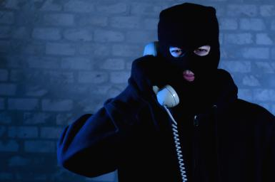 Si has sido víctima de extorsión telefónica, ¡Denúncialo!