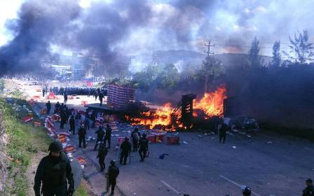 Ante el radicalismo de la CNTE