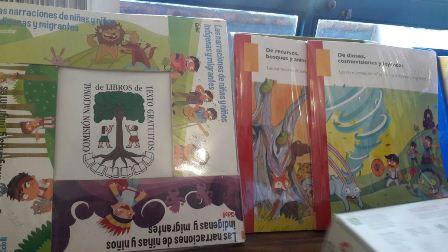 Bibliotecas de educación indígena