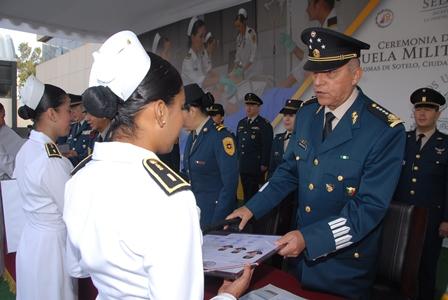 Preside Salvador Cienfuegos Zepeda