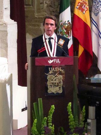 Ex presidente de España