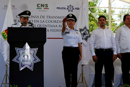 Coordinadora Estatal de la PF en Quintana Roo