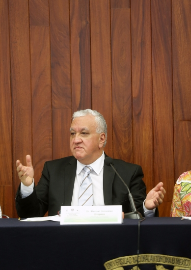 Magistrado Manuel González Oropeza