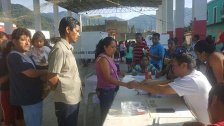 En 12 municipios de Oaxaca