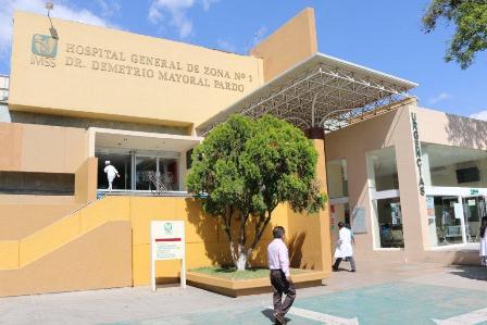 Hospital General de Zona Número 1