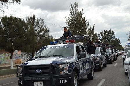 Refuerzan en el Istmo de Tehuantepec