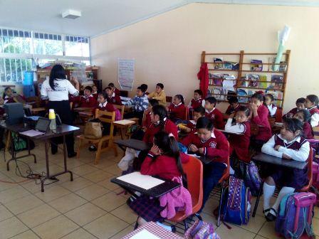 Pláticas preventivas en escuelas
