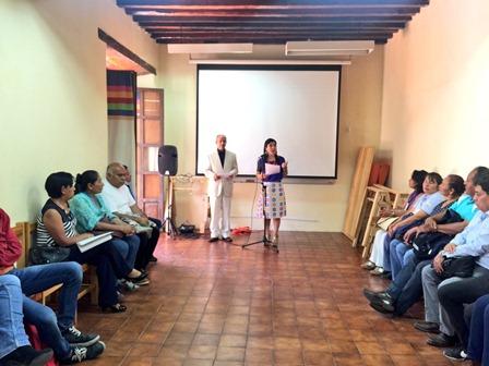 Secretaria de las Culturas y Artes de Oaxaca
