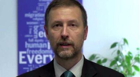 Representante en México del Alto Comisionado de las Naciones Unidas para los Derechos Humanos