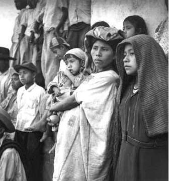 Una gran parte de la población de San Juan Luvina ha emigrado