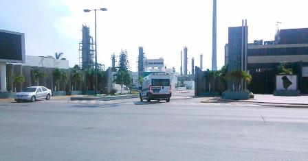 Incidente en la Refinería de Madero