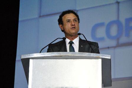 Presidente de la Coparmex-CDMX