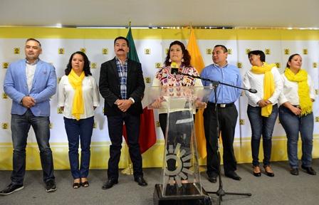 Liderazgos del estado de Hidalgo