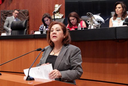 Senadora de la República del PRI