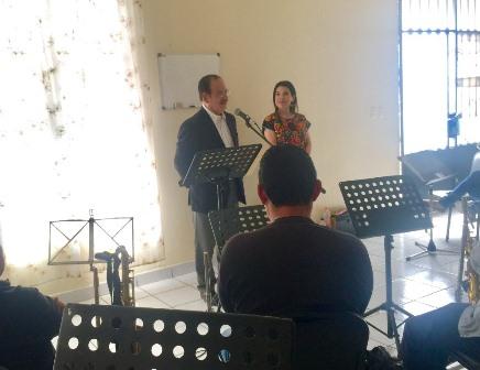 Director Principal de la Orquesta Primavera de Oaxaca