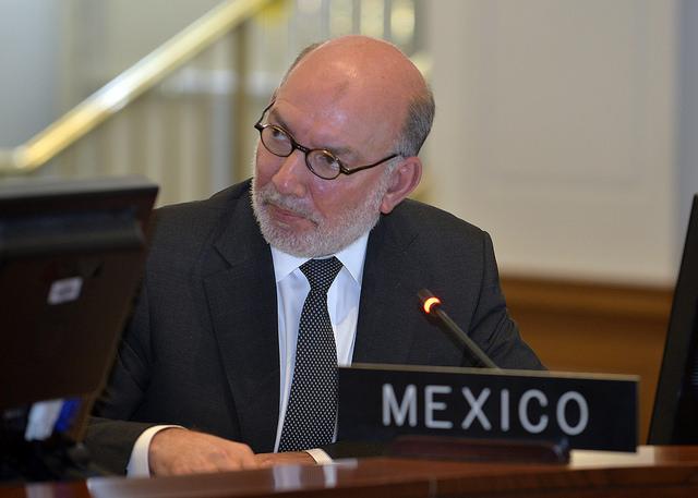 Representante Permanente de México ante la OEA