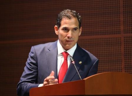 Presidente de la Mesa Directiva del Senado