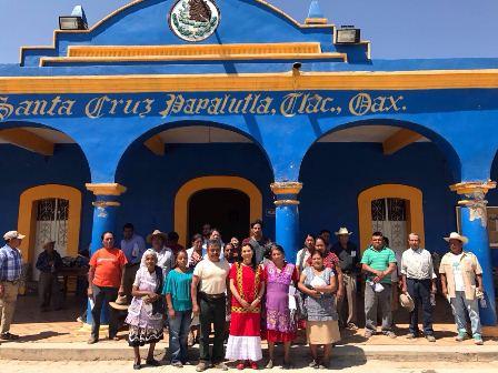Santa Cruz Papalutla y San Bartolomé Quialana