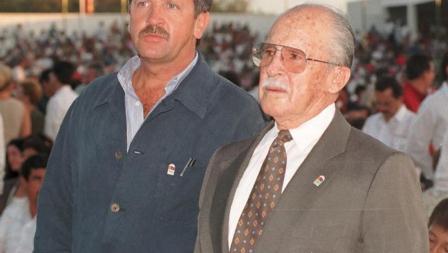 Ex gobernador de Chiapas