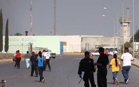 Al interior de penales de Nuevo León