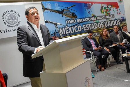 Secretario de Relaciones Internacionales del CEN del PRD