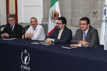 Primer visitador General de la CNDH